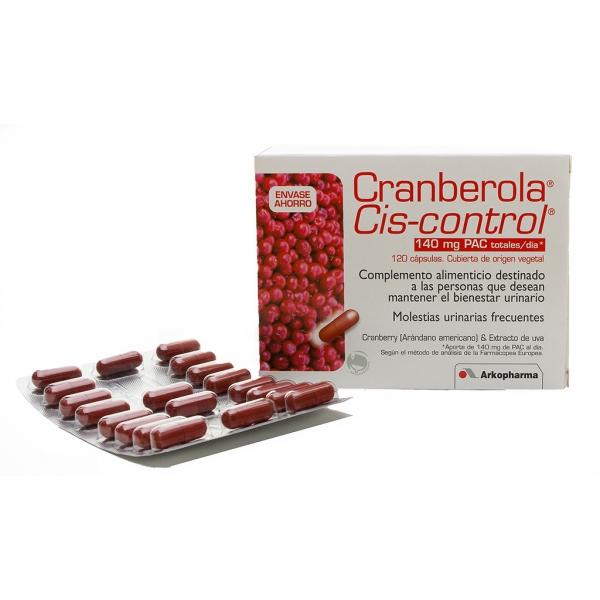 cranberola-ciscontrol-arandano-americano-arko-140-mg-120-caps