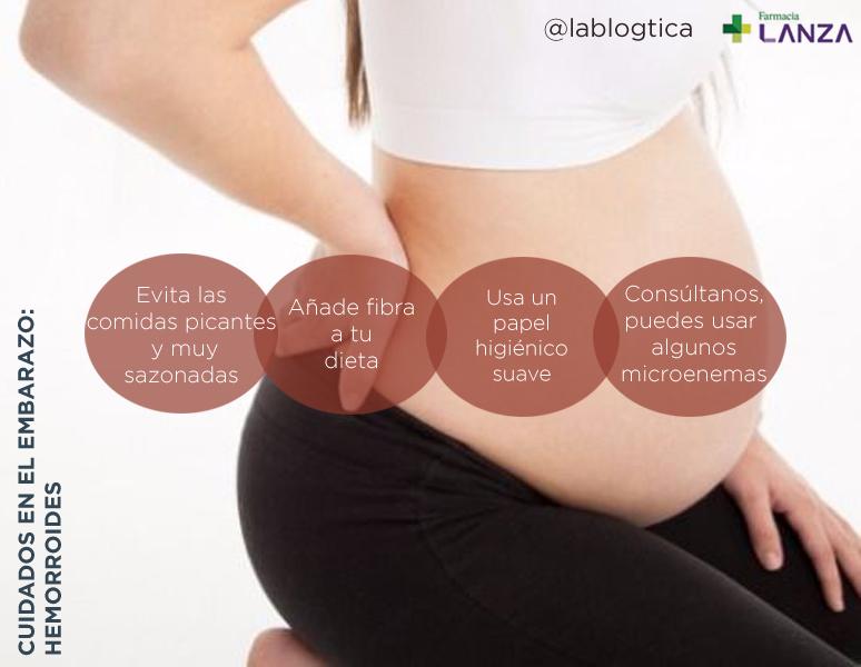embarazo-hemorroides